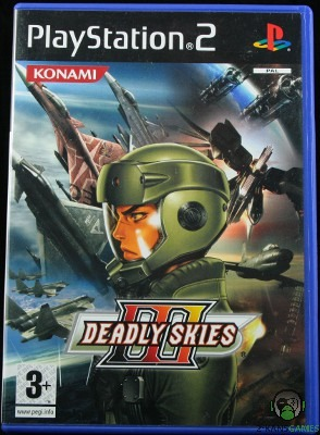 deadly skies 3 ps2