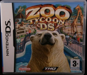 zoo tycoon ds