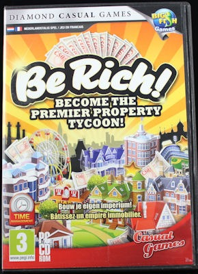 Be Rich! Become the Premier Property Tycoon!