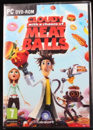 Cloudy with a change of Meatballs