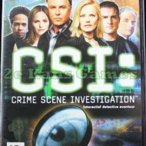 CSI Crime Scene Investigation