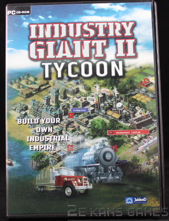 Industry Giant Tycoon 2