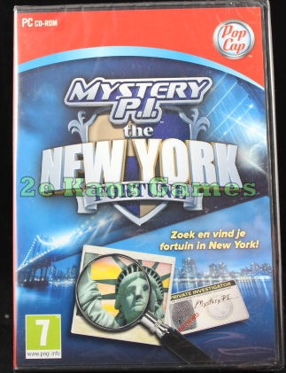 Mystery P.I. The New York Fortune
