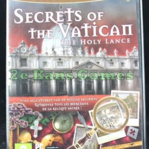 secrets of the vatican the holy lance