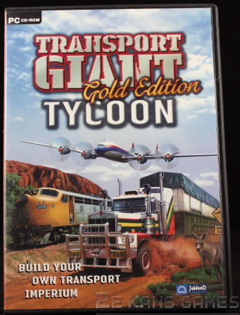 Transport Giant Tycoon Gold Edition
