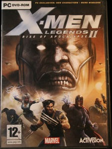 X-Men Legends 2 Rise of the Apocalypse
