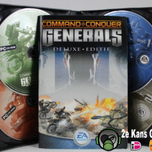 command & conquer generals deluxe