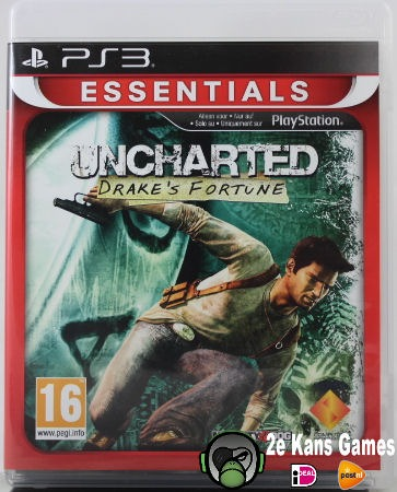 Uncharted Drakes Fortune