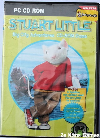 Stuart Little Big City Adventures