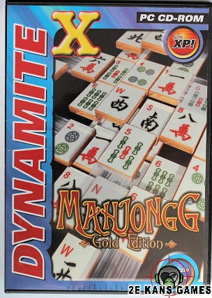 Mahjongg Gold Edition