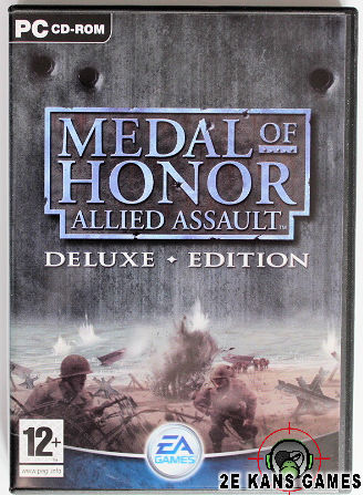 medal of honor deluxe edition