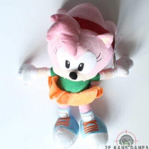 Pluche Amy Rose
