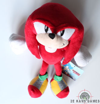 pluche knuckles
