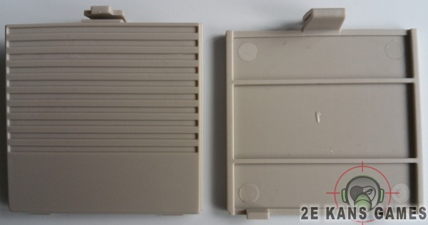 batterij cover gameboy