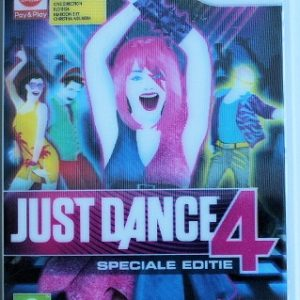 just dance 4 speciale editie