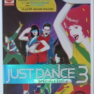 just dance 3 speciale editie