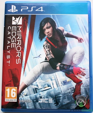 mirros edge catalyst