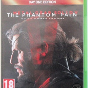 metal gear solid the phantom pain