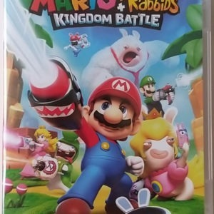 mario and rabbids kongdom battle
