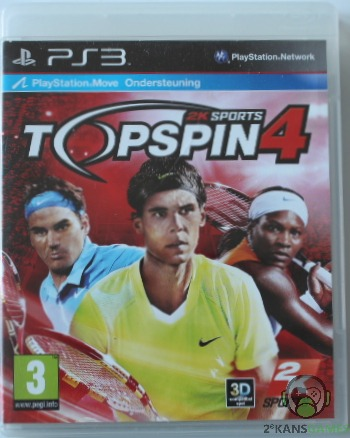 topspin 4
