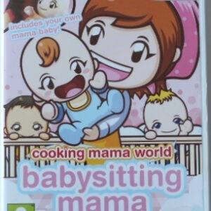 cooking mama world babysitting mama
