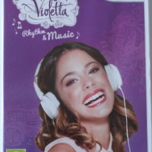 violetta rhythm and music