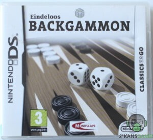 eindeloos backgammon