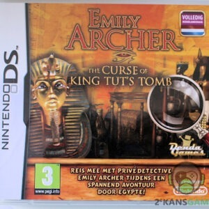 emily archer the curse of king tuts tomb