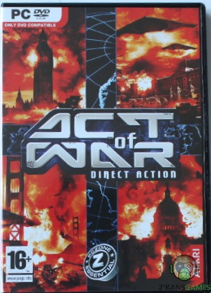 act of war direct action