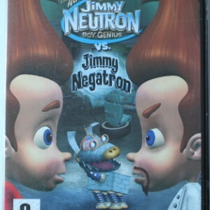 The Adventures of Jimmy Neutron Boy Genius vs Jimmy Negatron