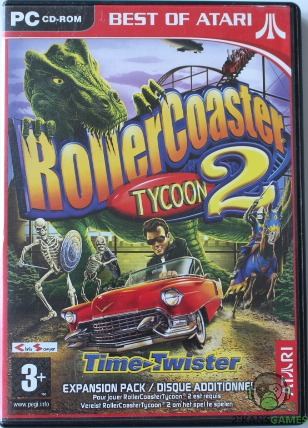 Rollercoaster Tycoon 2 Time Twister