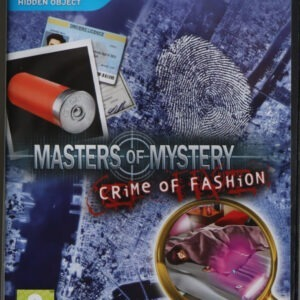Masters of Mystery Crime of Fashion