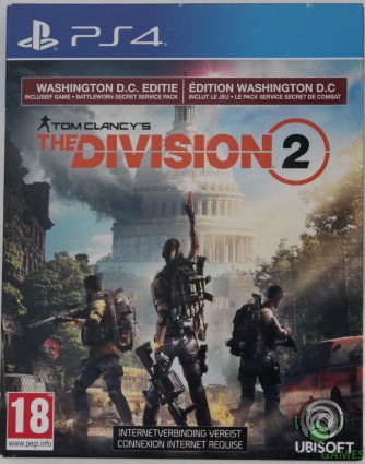 The Division 2 Washington D.C Editie