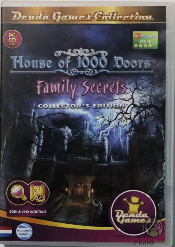 House of 1000 Doors Family Secrets Collectors Edition