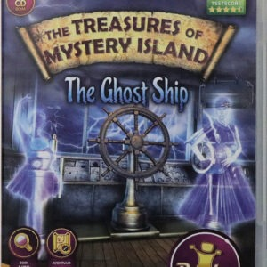 the treasures of mystery island the ghost ship
