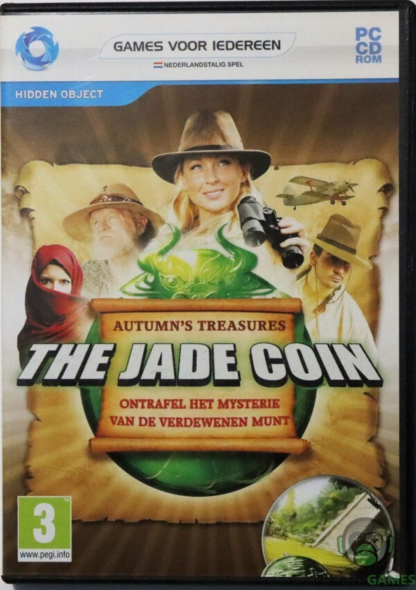 The Jade Coin