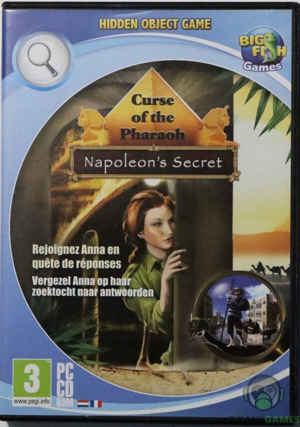 Curse of the Pharaoh Napoleon's Secret