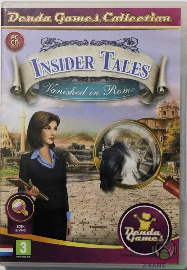 Insider Tails Vanished in Rome