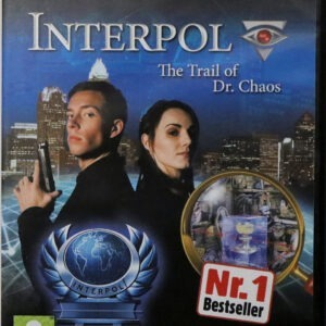 Interpol The Trail of Dr. Chaos