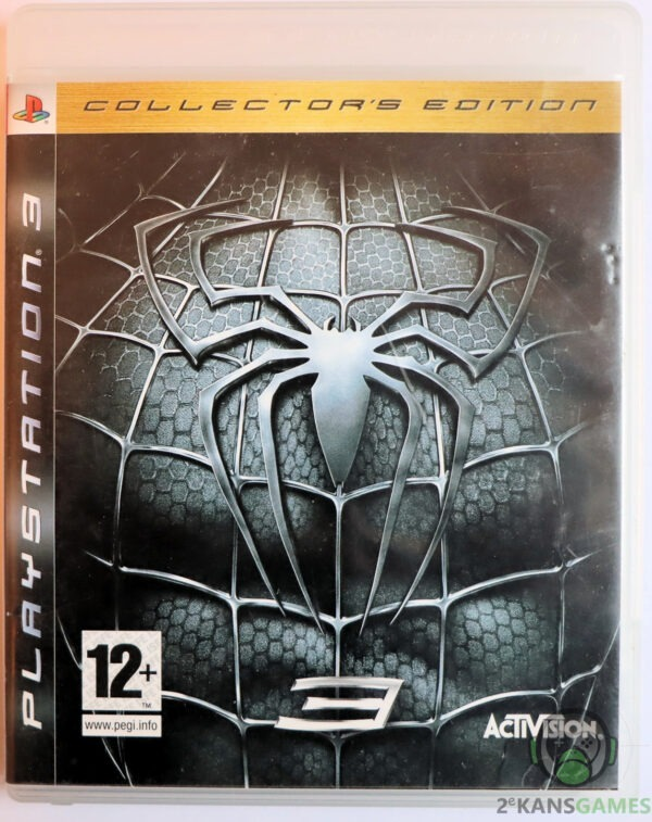 Spider Man 3 Collector's Edition