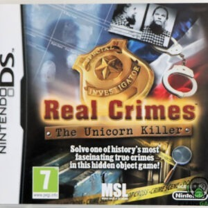 Real Crimes The Unicorn Killer