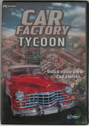 car factory tycoon