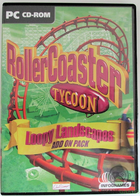 roller coaster tycoon loopy landscapes